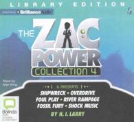 The Zac Power Collection # 4 (6-Volume Set) : Library Edition (Zac Power) (Unabridged)