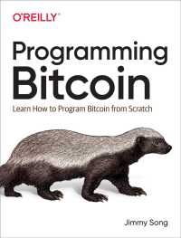 Programming Bitcoin : Learn How to Program Bitcoin from Scratch
