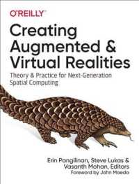 Creating Augmented and Virtual Realities : Theory and Practice for Next-Generation Spatial Computing