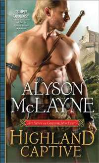 Highland Captive (Sons of Gregor Macleod)