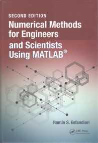 Numerical Methods for Engineers and Scientists Using MATLAB (2ND)