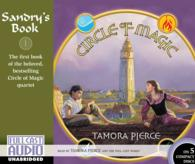 Sandry's Book (5-Volume Set) (Circle of Magic) (Unabridged)