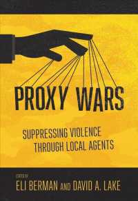 Proxy Wars : Suppressing Violence through Local Agents