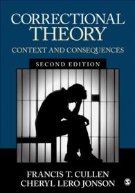 correctional theory context and consequences cullen francis t