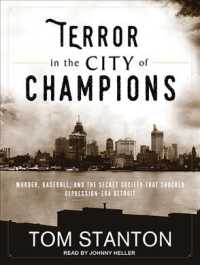Terror in the City of Champions (8-Volume Set) : Murder, Baseball, and the Secret Society That Shocked Depression-era Detroit (Unabridged)