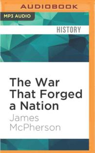 The War That Forged a Nation (MP3 UNA)