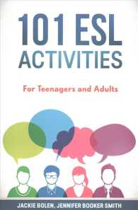 101 esl activities for teenagers and adults bolen jackie smith