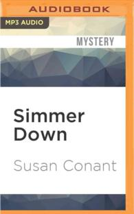 Simmer Down (Gourmet Girl Mysteries) (MP3 UNA)