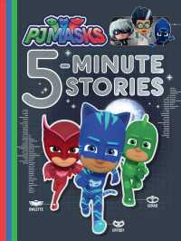 Pj Masks 5-minute Stories (Pj Masks)