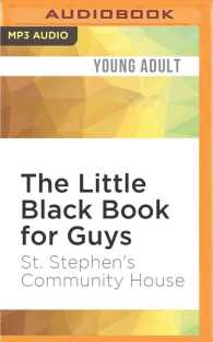 The Little Black Book for Guys : Guys Talk about Sex (MP3 UNA)
