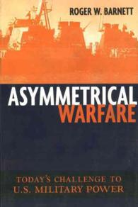 Asymmetrical Warfare : Today's Challenge to U.S. Military Power (Issues in Twenty-first Century Warfare) (1ST)
