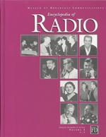 ラジオ百科事典(全3巻)<br>Encyclopedia of Radio (3-Volume Set)