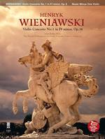 Henryk Wieniawski Concerto No. 1 for Violin and Orchestra F-Sharp Minor Op. 14 (PAP/COM)