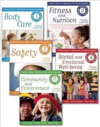 Growing, Growing Strong (5-Volume Set) : A Whole Health Curriculum for Young Children (3TH)