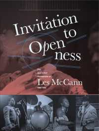 Invitation to Openness : The Jazz & Soul Photography of Les Mccann 1960-1980
