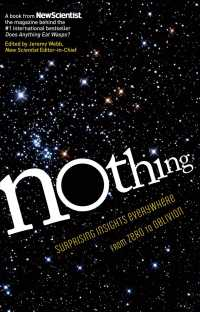 ジェレミー・ウェッブ『「無」の科学』(原書)