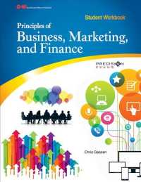 principles of business marketing and finance gassen chris