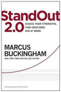 Standout 2.0 : Assess Your Strengths, Find Your Edge, Win at Work