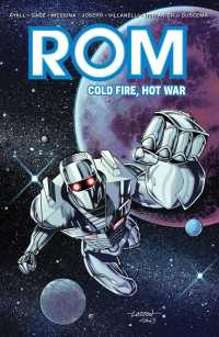 Rom : Cold Fire, Hot War (Rom)