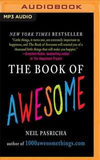 The Book of Awesome (MP3 UNA)