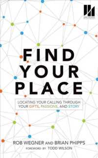 Find Your Place (4-Volume Set) : Locating Your Calling through Your Gifts, Passions, and Story (Unabridged)