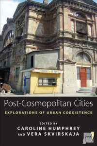 Post-cosmopolitan Cities : Explorations of Urban Coexistence (Space and Place)