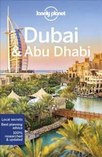 Lonely Planet Dubai & Abu Dhabi (Lonely Planet Dubai) (9 FOL PAP/)