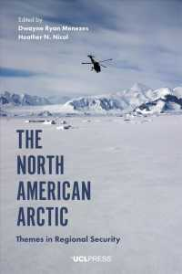 The North American Arctic : Themes in Regional Security (Reprint)