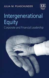 Intergenerational Equity : Corporate and Financial Leadership