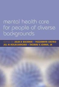 Mental Health Care for People of Diverse Backgrounds (1ST)