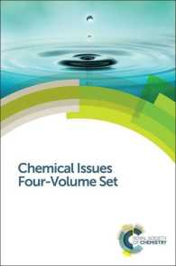 Chemical Issues (4-Volume Set) (Issues in Environmental Science and Technology)