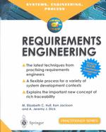 Requirements Engineering (Practitioner Series)