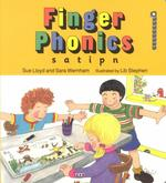 Finger Phonics Book 1 (S,a,t,i,p,n) (BRDBK)