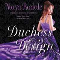 Duchess by Design (Gilded Age Girls Club) (MP3 UNA)
