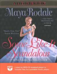 Some Like It Scandalous (Gilded Age Girls Club) (MP3 UNA)
