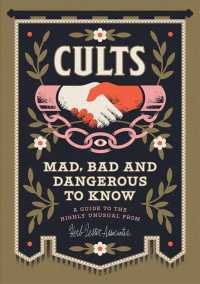 Cults! Mad, Bad and Dangerous to Know : Map and 2 Postcards (MAP ILL)