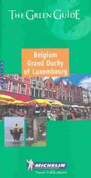 BELGIUM LUXEMBOURG (1514) (GREEN GUIDE)