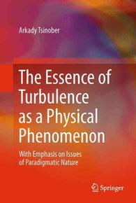 The Essence of Turbulence as a Physical Phenomenon : With Emphasis on Issues of Paradigmatic Nature (Reprint)