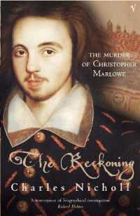 Reckoning : The Murder of Christopher Marlowe -- Paperback / softback