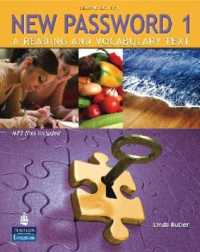 New Password: Level 1 Student Book + Mp3 Audio Cd-rom (1 PAP/COM)