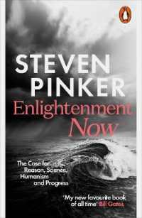 Enlightenment Now : The Case for Reason, Science, Humanism, and Progress -- Paperback / softback