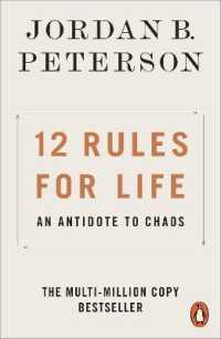 12 Rules for Life : An Antidote to Chaos -- Paperback / softback