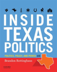 Inside Texas Politics : Politics, Policy, and Power -- Paperback / softback (2 Revised)