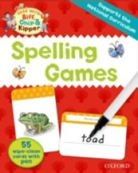 Oxford Reading Tree Read with Biff, Chip and Kipper: Spelling Games Flashcards (Oxford Reading Tree Read with Biff, Chip and Kipper) -- Mixed media pr