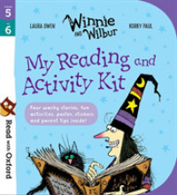 Read with Oxford: Stages 5-6: My Winnie and Wilbur Reading and Activity Kit (Read with Oxford) -- Mixed media product