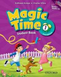 Magic Time Second Edition Level 1 Student Book with Student CD (New ed)