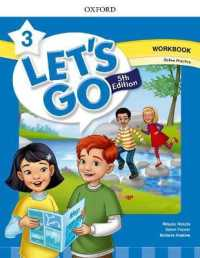 Let's Go Fifth Edition Level 3 Workbook with Online Practice