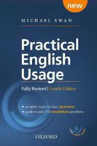 Practical English Usage, 4th edition: (Hardback with online access) : Michael Swan's guide to problems in English (Practical English Usage, 4th editio (4 Revised)