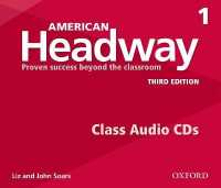 American Headway: Third Edition Level 1 Class Audio Cds (3) (3RD)