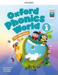 Oxford Phonics World: Level 1: Student Book with App Pack 1 (Oxford Phonics World) -- Paperback / softback